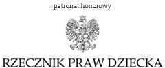 Patronat honorowy - Rzecznik Praw Dziecka